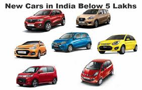 new car launches in keralaLatest best cars in India below 5 lakhs  2017  2018