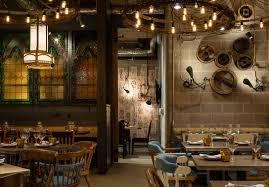 Vintage eaton restaurant stainglass window toronto