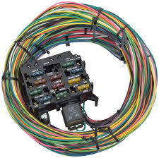 1949 gm truck parts electrical and wiring wiring and gm truck 21 circuit universal painless wire harness