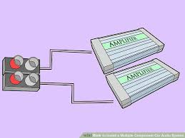 6 ways to install a multiple component car audio system wikihow image titled install a multiple component car audio system step 4
