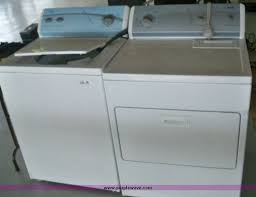 kenmore 600 series washer. 7112 image for item kenmore washer and dryer set 600 series w