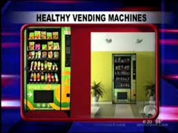 Vending Machines In Schools Adorable Healthy Vending Machines In Schools YouTube