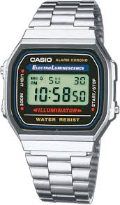 Наручные <b>часы Casio</b> Collection <b>A-168WA</b>-<b>1</b> — купить в интернет ...