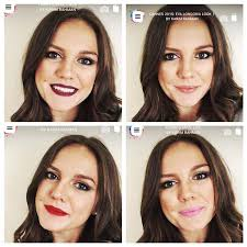l oreal makeup genius app looks beauty the elgin avenue