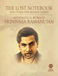 best srinivas ramanujan images letter letters  the lost notebook and other unpublished papers mathematical works of srinivasa ramanujan in 1976