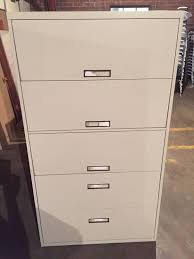 lateral file cabinet. Simple File 5Drawer Steelcase 36u2033 U0026 42u2033 Wide Putty Lateral File Cabinets WFlipPull  Doors U2013 Used Throughout Cabinet F