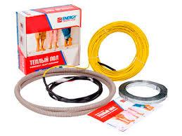 Теплый пол <b>Energy Cable</b> греющий <b>кабель</b> купить по выгодным ...
