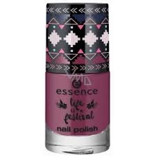 Essence Life Is A Festival Nail Polish Lak Na Nehty 01 Good Vibes Only 8 Ml