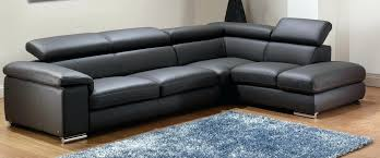 Black Leather Sectional Sofa With Recliner Black Leather Reclining Sofa With Cup Holders 84 Innovative Best