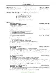 Telecom Resume Examples Trending Telecommunications Manager Resume Telecommunication Resume 4