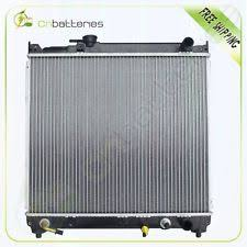 chevy tracker radiator new radiator for chevy geo fits tracker 94 97 1 6 l4 1864 fits