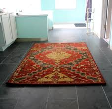 home decorators tollan rug a tiny master bath update