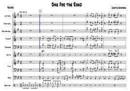 Big Band Guitar Charts Innovative Features Of Improv Pathways