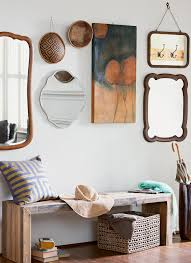 Wall decor that will bring your walls out of the background. Creative Wall Art Ideas For Every Blank Spot In Your Home Better Homes Gardens