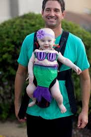 carrier costume. 40 adorable halloween costumes for baby-wearing parents carrier costume y
