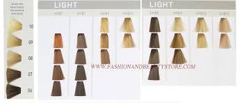 Goldwell Elumen Color Chart Part 1 In 2019 Elumen Hair