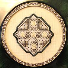 Free Blackwork Embroidery Charts Blackwork Simple Elegant Embroidery Spacial Anomaly