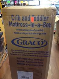crib toddler mattress in winder