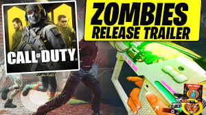 Call of Duty Mobile ZOMBIES MODE ...