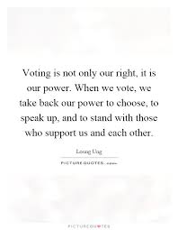 Ung Quote Simple Voting Quotes Voting Sayings Voting Picture Quotes Page 48