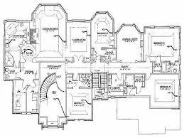 luxury home floor plans designs pin house 5086