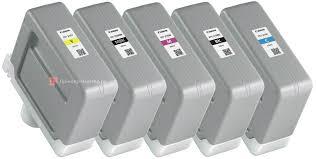 <b>Картридж Canon PFI</b>-<b>310</b> комплект (MBK,BK,<b>M</b>,C,Y) 5шт х 330мл ...