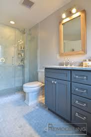 transitional bathroom ideas. Bathroom_Marble_Mosaic_Floor_Tile. A Modern Transitional Bathroom Contains Ideas
