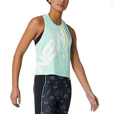 Women's <b>Velocity Crop Tank</b> – Sports Basement