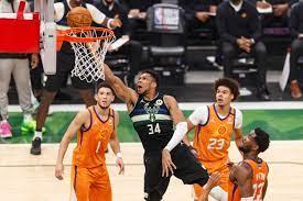 Milwaukee Bucks beat Phoenix Suns to ...