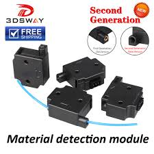 Free Shipping <b>3DSWAY 3D Printer Parts</b> Material detection module ...