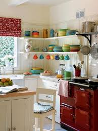 how to decorate a small kitchen home