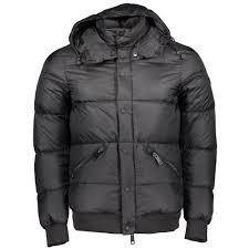 Armani Jeans Quilted Shell Jacket - Black - Man from Robert Goddard UK & Armani Jeans Quilted Shell Jacket - Black Adamdwight.com