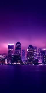 1080x2160 Aesthetic City Night Lights ...