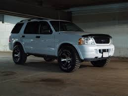 Largest Tires Can I Do This Ford Explorer And Ford Ranger