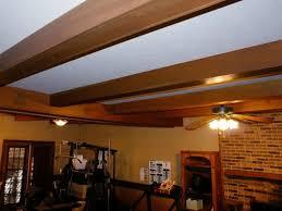 Enough Light For Basement Ceiling Ideas Home Designs Insight - Painted basement ceiling ideas