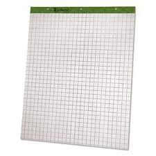 Flip Chart Pads Walmart Ampad Flip Chart Pads Quadrille 27 X 34 2 50 Sheet Pads Top24032