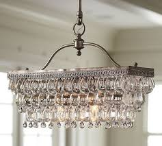 25 best love love pottery barn images on clarissa chandelier