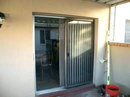 painting aluminum sliding glass doors how to paint door frame pretty blinds cavity sizes rs pain