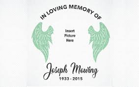 Use an image tag with the src attribute set to In Loving Memory Graphic Graphic By Svg Den Creative Fabrica In 2020 In Loving Memory Loving Graphic