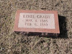 Ethel Grady (1885-1889) - Find A Grave Memorial