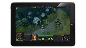 valve wants to get dota 2 running on tablets kotaku australia