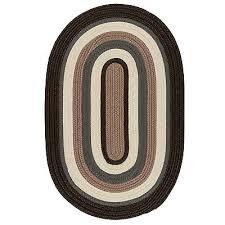 colonial mills brooklyn brownstone braided indoor outdoor area rug direct from wayfair