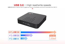 ANDROID TV BOX N5 MAX RAM 4G ROM 32G BLUETOOTH ĐIỀU KHIỂN GIỌNG NÓI TIẾNG  VIỆT CÓ BÀN PHÍM