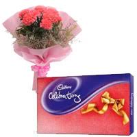 send chocolates to india