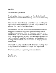 To Whom It May Concern Letter Certificate Format For Internship Project New Personal Letter Format 15