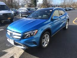 Gla250's of this generation consist of the same major mechanical parts with only minor variations from year to year. Certified Pre Owned 2016 Mercedes Benz Gla 250 4matic Suv South Seas Blue Metallic Ocu281
