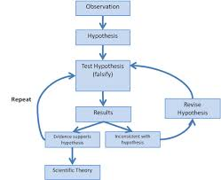 Scientific Method Flow Chart Worksheet The Best Worksheets Image ...
