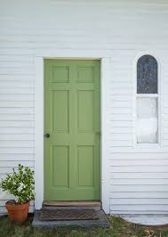 Sponsored A Spring Green Door With Farrow  Ball Paint Home - Farrow and ball exterior colours