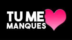 Mots Damour Pour Dire Tu Me Manques