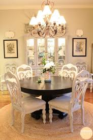 How To Spray Paint Dining Chairs Refresh Restyle Adorable Paint Dining Room Table Property